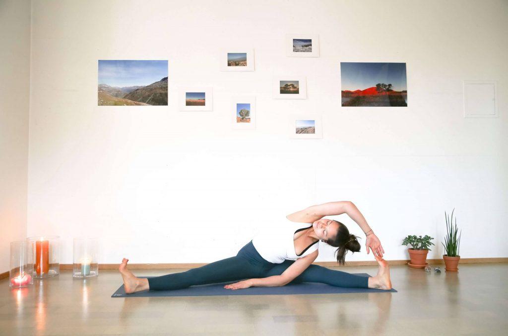 Ligaya Yoga and Veganism